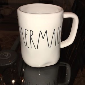 Rae Dunn Rare Mermaid Mug